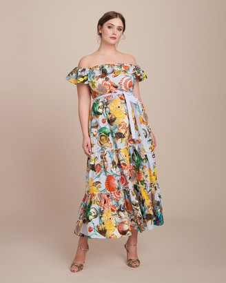 Mary Katrantzou Nata Dalia Dress
