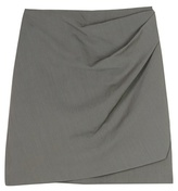 3.1 Phillip Lim DRAPED MINI-SKIRT