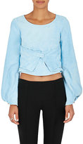 J.W.Anderson Women's Suede Crop Top