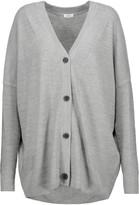 Vince Oversized wool and silk-blend cardigan