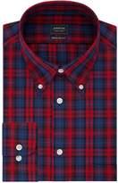 Arrow Big & Tall Classic-Fit Wrinkle-Free Poplin Dress Shirt
