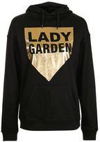 Topshop Black Hoodie by Lady Garden