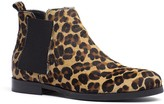 Tommy Hilfiger Leopard Boot