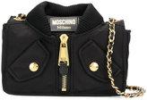 Moschino bomber jacket shoulder bag