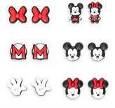Disney Mouse MXYZ Earrings Set
