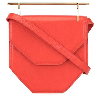 M2Malletier Amore Fati Hexagonal Bag