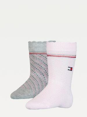Tommy Hilfiger 2-Pack Baby Knee Length Socks