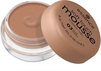 Essence Soft Touch Mousse Make-Up 16G 03 Matt Honey