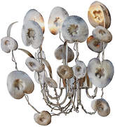 Global Views Lilium Sconce - Nickel