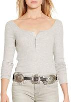 Polo Ralph Lauren Ribbed Henley Shirt