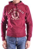 Gant Men's Burgundy Cotton Sweatshirt.