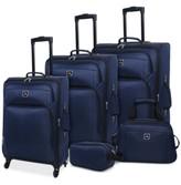 Tag Tag Daytona 5-Pc. Luggage Set, Created for Macy's