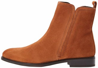 Find. Women's Flexi-Sole Leather Chelsea Boots Ankle