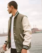 Rag & Bone Golden bear varsity jacket