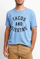 Original Retro Brand Tacos and Siestas Short Sleeve Tee