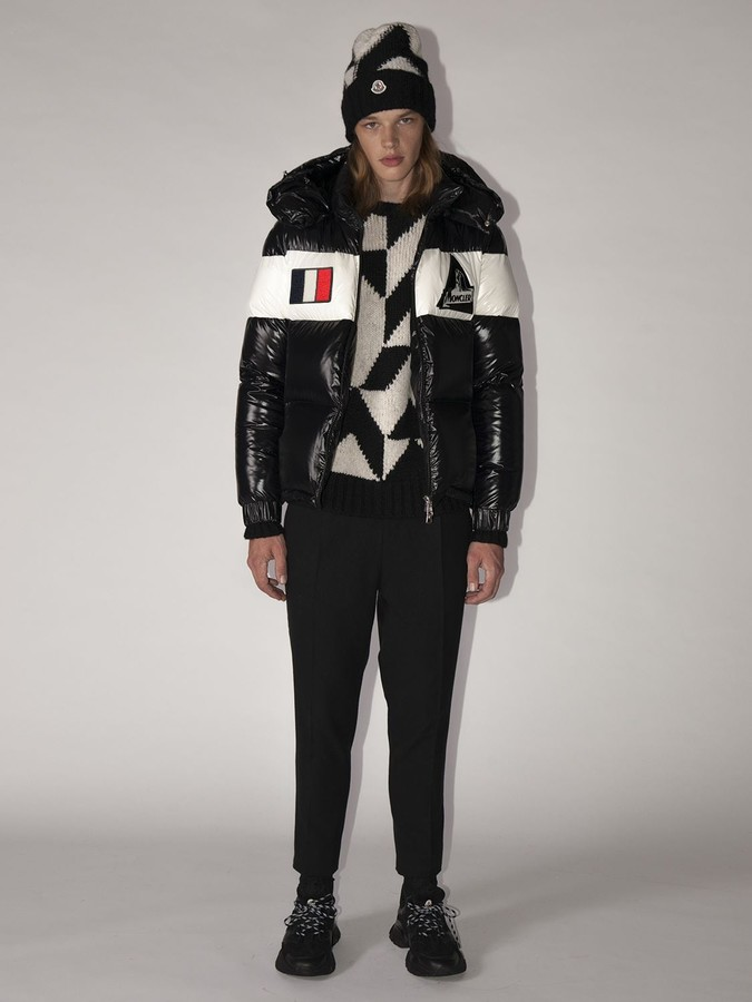 Moncler LVR EXCLUSIVE GARY DOWN JACKET