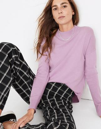 Madewell Ashbury Mockneck Sweater