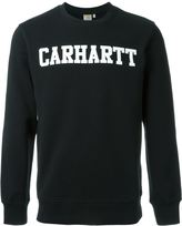 Carhartt logo print sweatshirt - men - Cotton - M