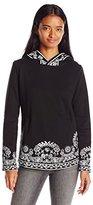 Metal Mulisha Juniors Adora Pullover Fleece Sweatshirt