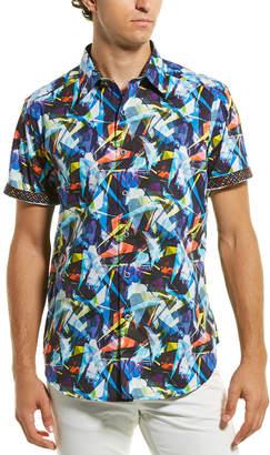 Robert Graham Keeneland Classic Fit Woven Shirt