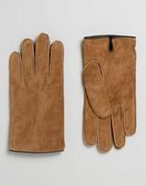 Esprit Suede Gloves