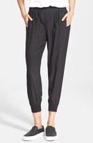 ATM Anthony Thomas Melillo Women's Silk Jogger Pants