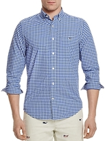 Vineyard Vines East End Gingham Tucker Classic Fit Button-Down Shirt