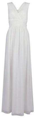 Dorothy Perkins Womens Showcase Ivory Bridal 'Dee' Maxi Dress