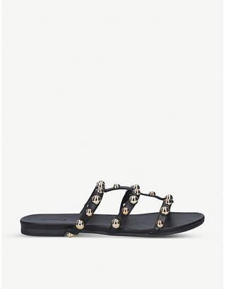 Carvela Kaddie faux-leather gladiator sandals