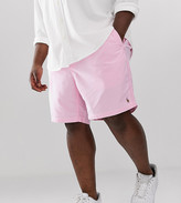 Polo Ralph Lauren Big & Tall Prepster player logo chino shorts in pink