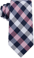 Tommy Hilfiger Men's Buffalo Check Slim Tie