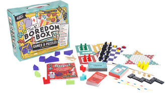 Professor Puzzle - Indoor Boredom Box