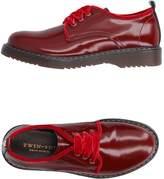 Twin-Set Lace-up shoes - Item 11228293