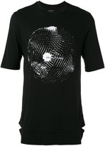 Helmut Lang disco ball T-shirt - men - Cotton/Modal - S