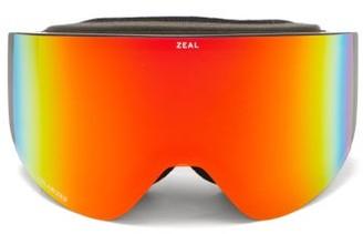 Zeal Optics Hatchet Optimum Polarised Cylindrical Goggles - Grey Multi