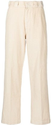 Dickies Cropped Wide-Leg Trousers