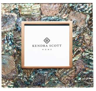 "Kendra Scott 14K Rose Gold Plated Square Stone Slab 4""x4\"" Frame"