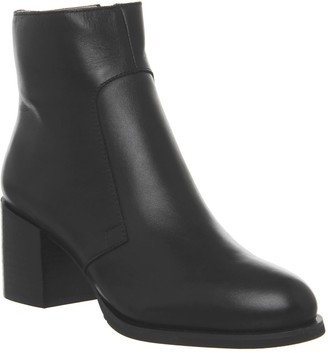 Shoe The Bear Ceci Ankle Boots Black Leather