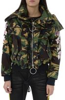 Off-White Diag Camouflage Cool Jacket