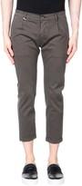 Grey Daniele Alessandrini 3/4-length shorts - Item 13041857