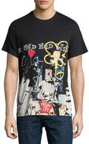 Eleven Paris Stensalltee Graphic T-Shirt