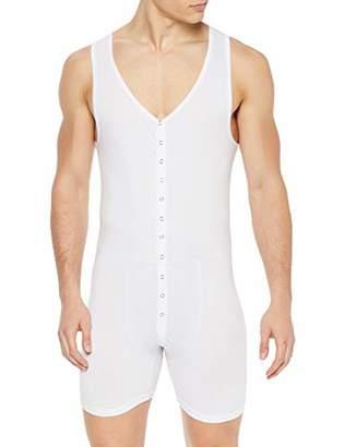 Doreanse Men's 5002 Boxer Body Suit (/S)