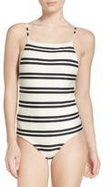 Vix Paula Hermanny Women's Classic Drop One-Piece Swimsuit