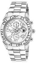Clyda CLA0409RNBX Women's Silver-Tone Steel and Dial SS