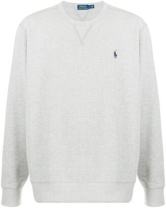 Polo Ralph Lauren logo embroidered T-shirt