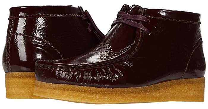 Botines Femme Clarks Wallabee Boot