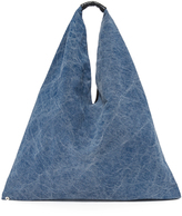 Maison Margiela Denim Hobo Bag