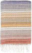 Missoni Solange Cotton Blend Throw