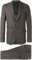 Eleventy Abi two-piece suit - men - Silk/Linen/Flax/Wool - 46