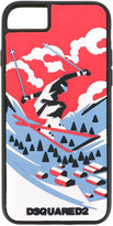 DSQUARED2 skiing iPhone 7 case
